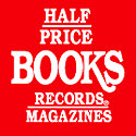 half price book stores