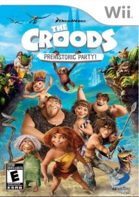 croods wii game