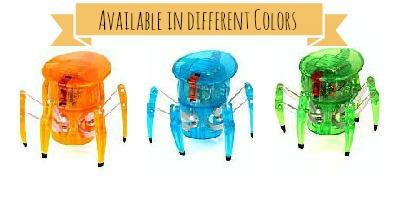 hexbug Spider XL Colors
