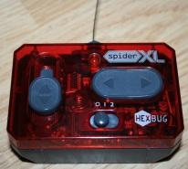 hexbug spider XL remote