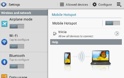 verizon mobile hotspot