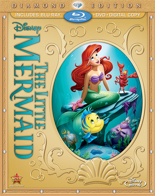 Give the gift of The Little Mermaid this holiday season