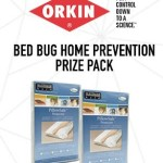 Orkin Bed Bug Home Prevention Prize Pack Giveaway