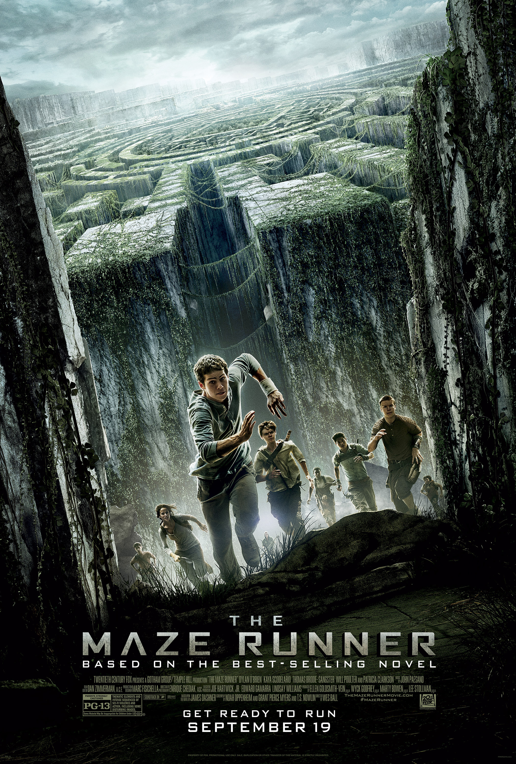 The Maze Runner Poster