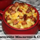 johnsonville macaroni and cheese