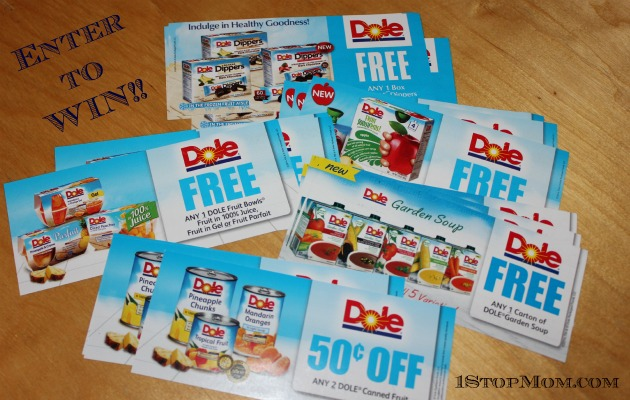 Dole Giveaway