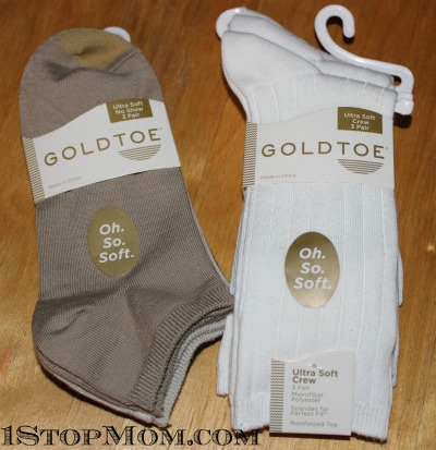 GoldToe Socks
