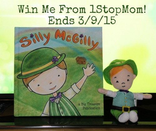 Silly McGilly Giveaway