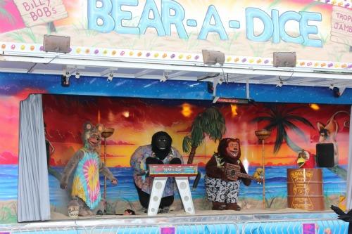 bear a dice