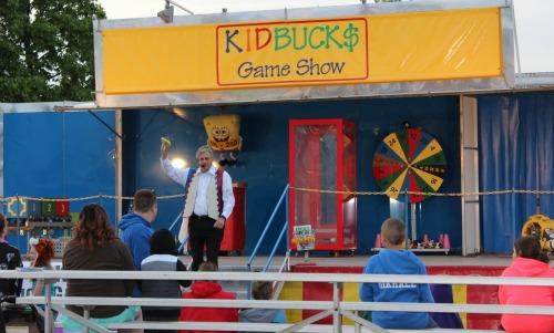 KidBuck Game Show