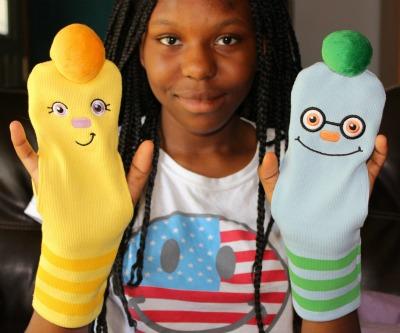 sock puppet charades