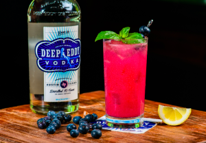 Deep Eddy Blue Betty Cocktail