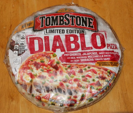We also have switched from red sauce to white sauce (1/4 cup ranch mixed with 1/2 heaping tbsp of garlic per pizza) when we make our pizzas. We usually make two pizzas because it .