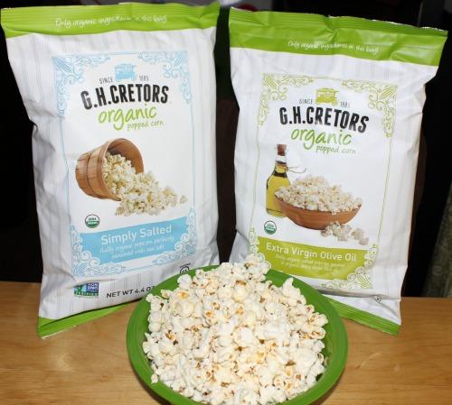 G.H. Cretors Organic Popcorn