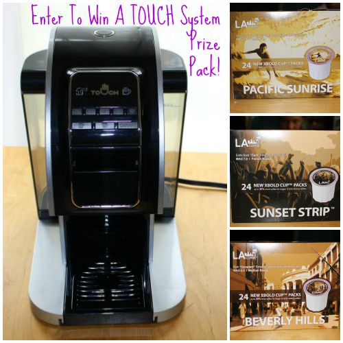 Touch Brewing System Giveaway