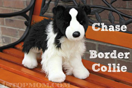 Border Collie Douglas Toys