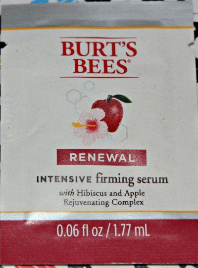 Burt's Bees Serum