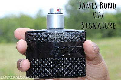 007 james bond cologne