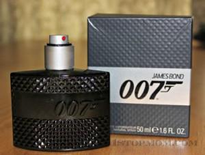 james vond 007 fragrance