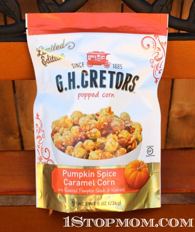 ... Edition G.H. Cretors Caramel Corn Review and Giveaway | 1StopMom