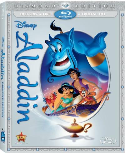 Aladdin Diamond Blu Ray Edition