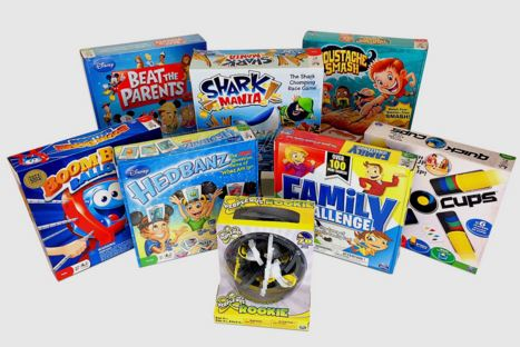Spin Master Toy Basket Giveaway