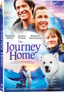 the journey home dvd prize pack