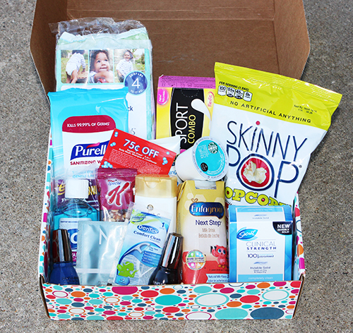 PINCHme November Blogger Box