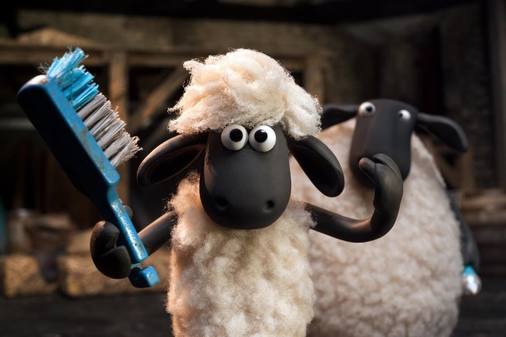 Shaun the Sheep DVD Prize Pack