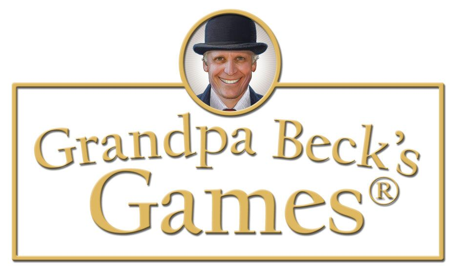 grandpa Beck's Games giveaway