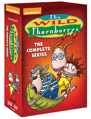 The Wild Thornberys: The Complete Series review