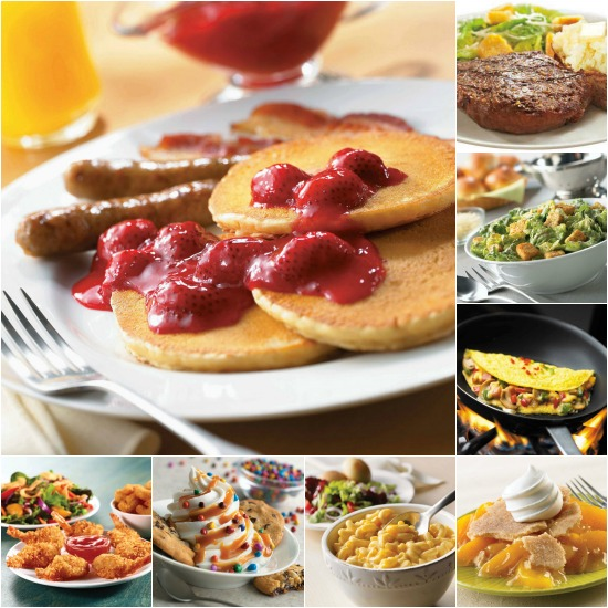 ovation brands meal passes giveaway