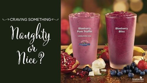 Tropical Smoothie Cafe Naughty or nice