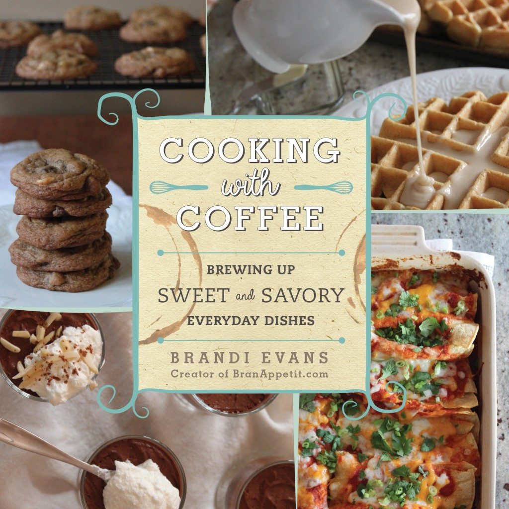 cooking with coffee cookbook review
