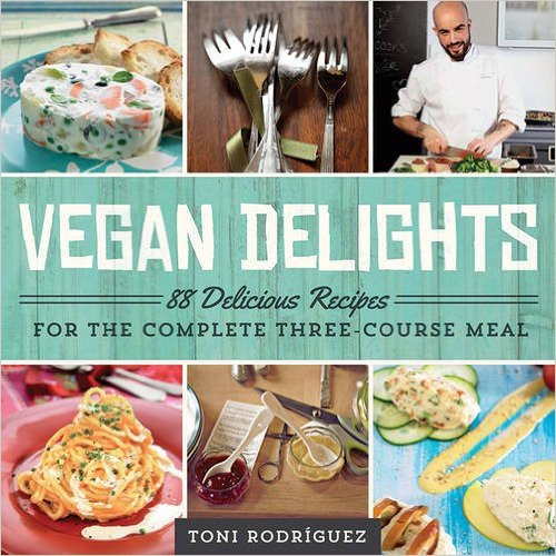 Vegan Delights Cookbook Review