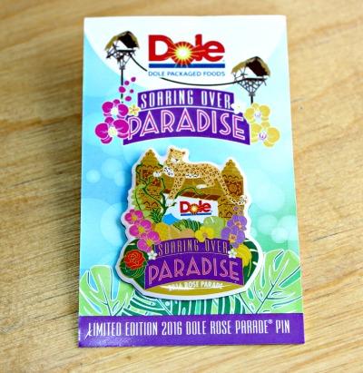 limited edition 2016 rose parade pin