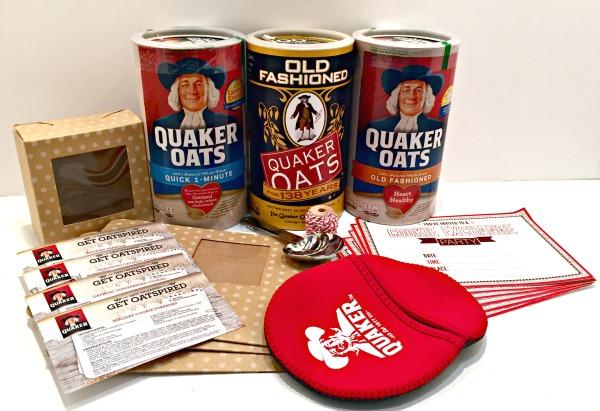quaker oats 100 Anniversary
