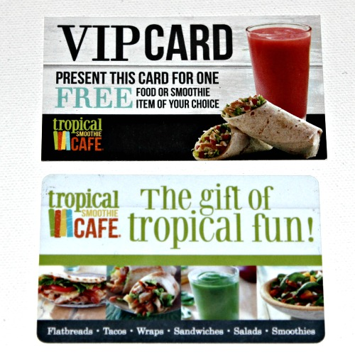 tropical smoothie cafe giveaway