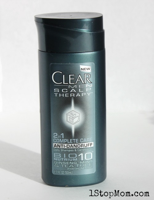 Clear Men Scalp Therapy Shampoo and Conditioner