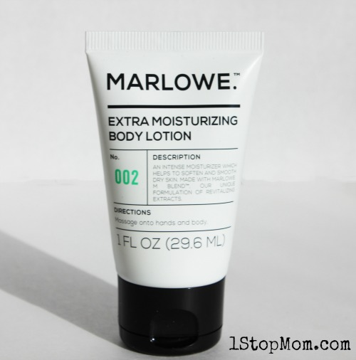 Marlowe Body lotion