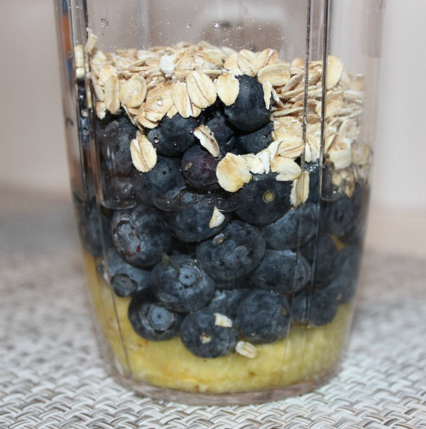 Blueberry Pineapple Smoothie Recipe