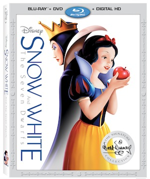 snow white blu ray review
