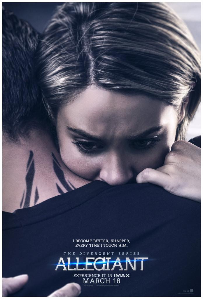 Divergent Series: Allegiant Giveaway