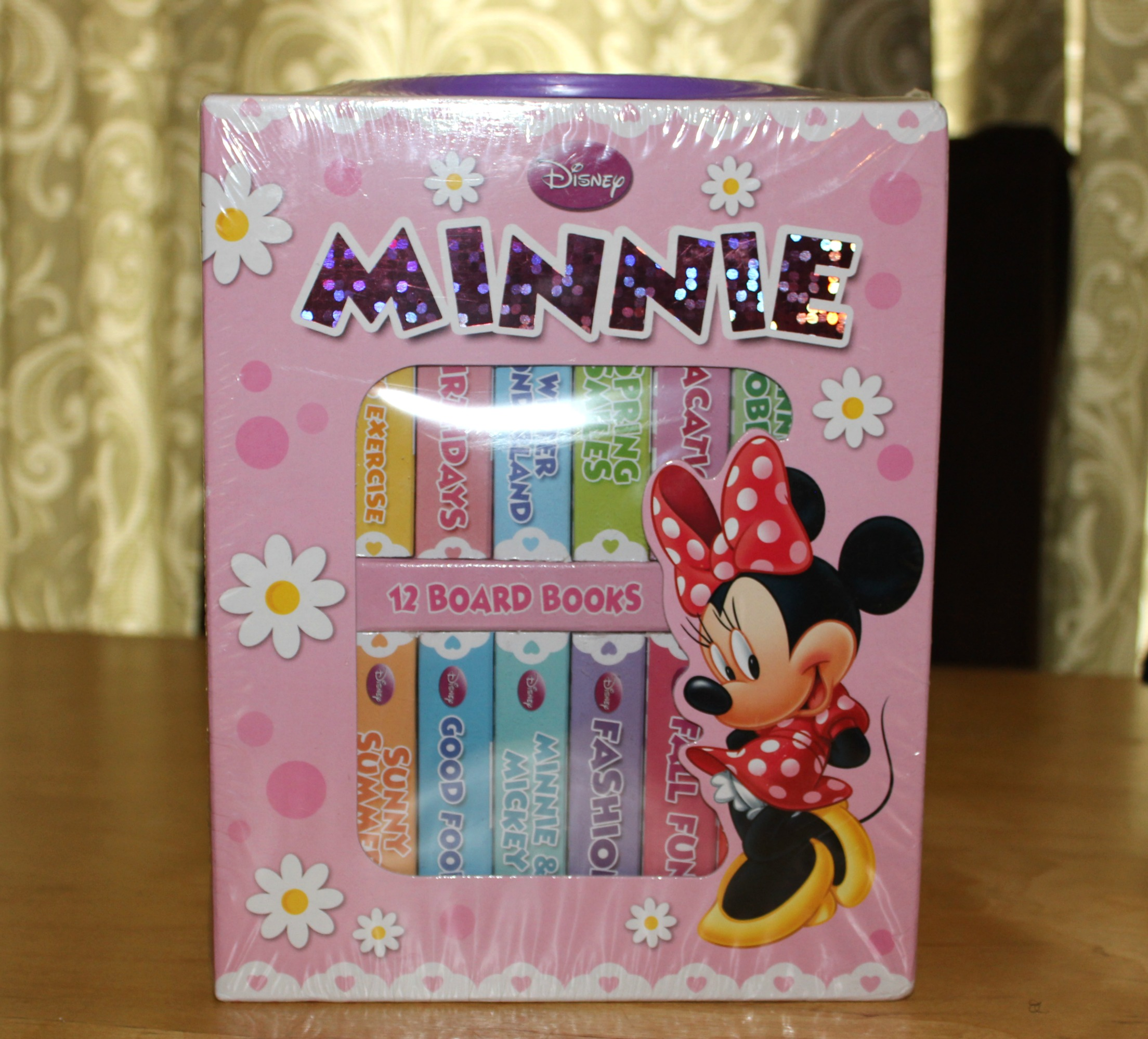 Disney Minnie Mouse Books