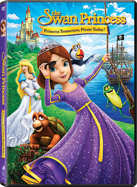 swan princess dvd giveaway