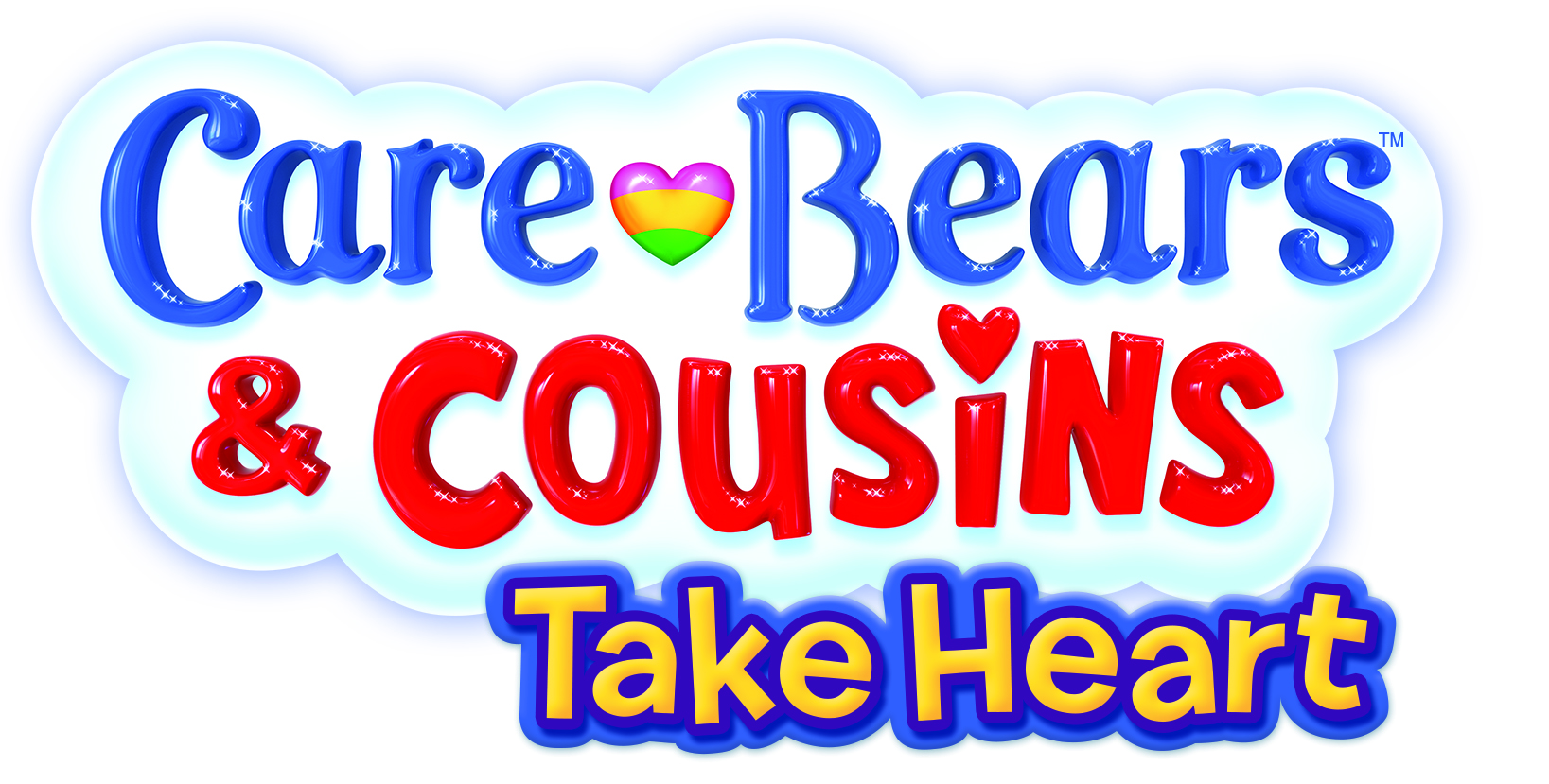 care bears and cousins take heart review