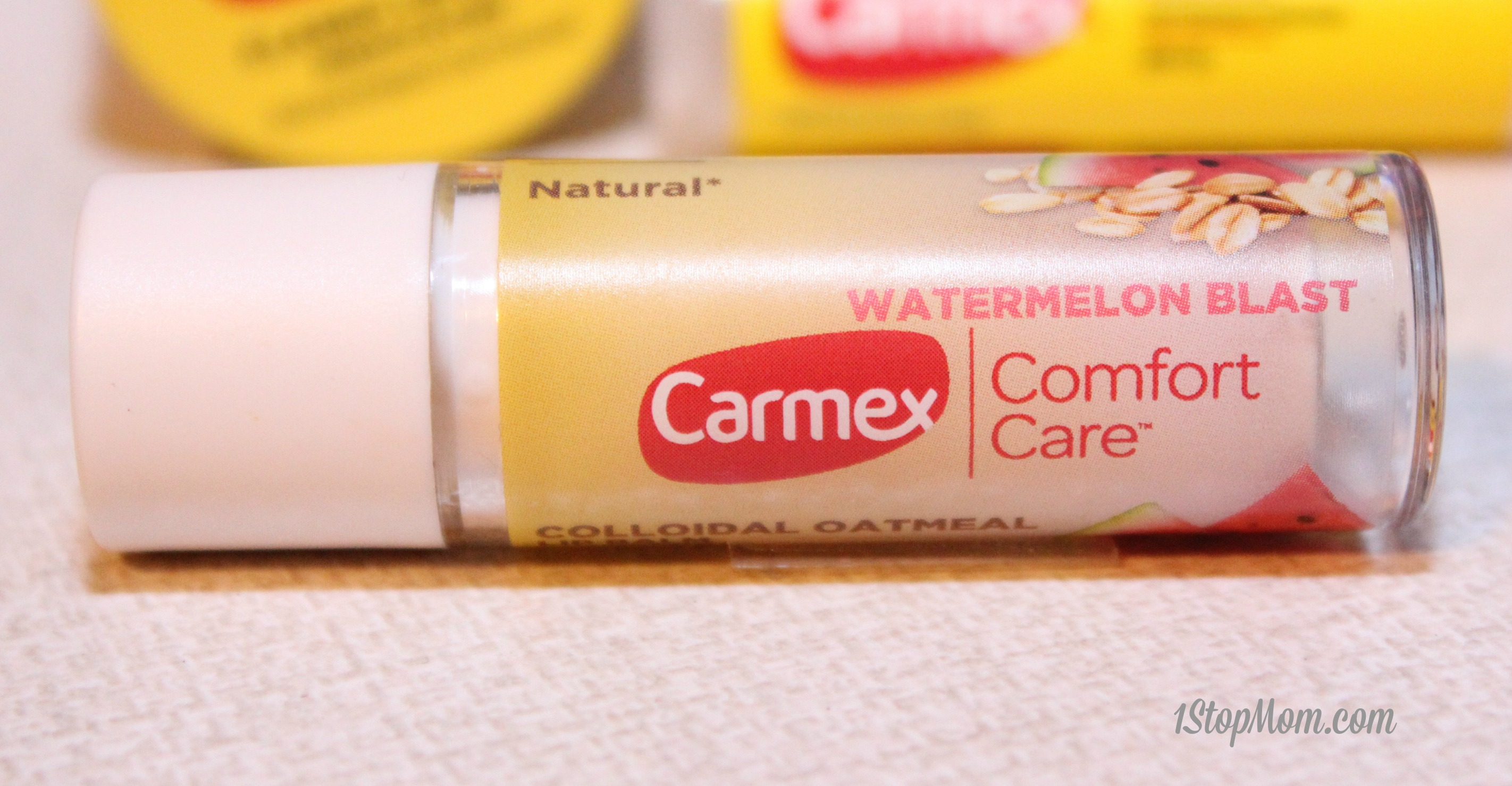 carmex comfort care review