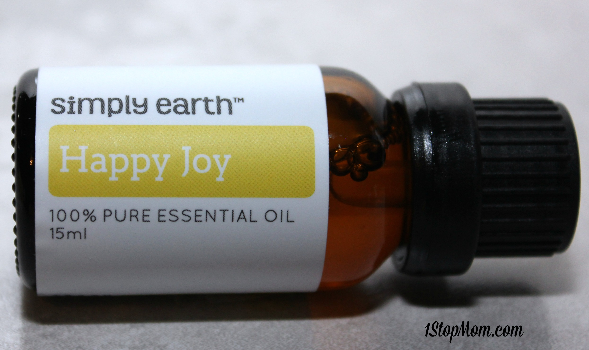 simply earth happy joy essential oil blend