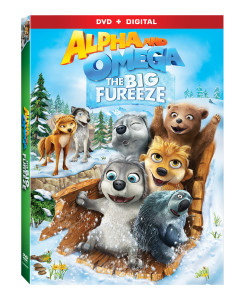 Alpha And Omega: The Big Fureeze DVD