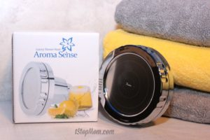 Aroma Sense Vitamin C Luxury Shower Head Giveaway